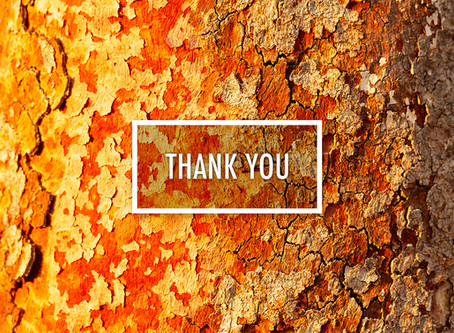 Thank You  |  Kimberley Calendars 2020
