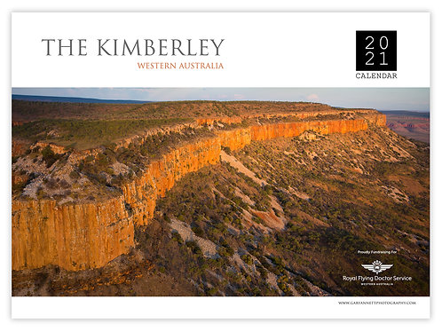 The Kimberley   |   Wall Calendar 2021