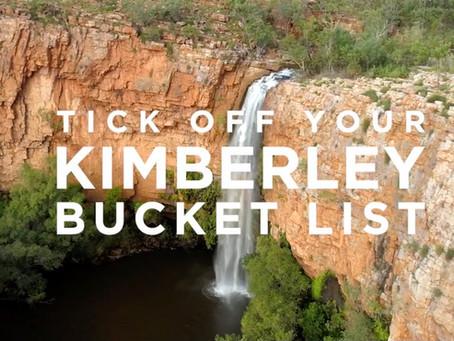 Kimberley Waterfall Season