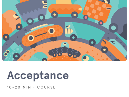 Acceptance...