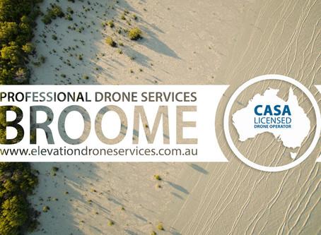 Professional Drone Services, Broome, WA