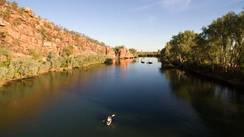 Hahn River Kayaking