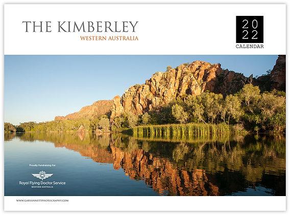 The Kimberley   |   Wall Calendar 2022