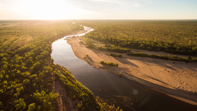 Fitzroy River, Central Kimberley