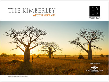 RFDS Kimberley Calendars 2020