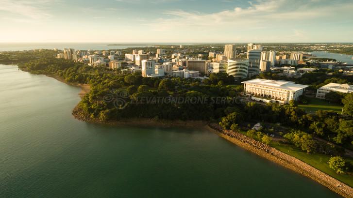 Darwin Esplanade & Parliament House