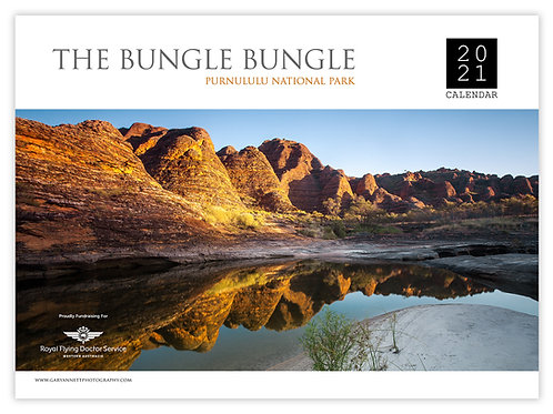 The Bungle Bungle   |   Wall Calendar 2021