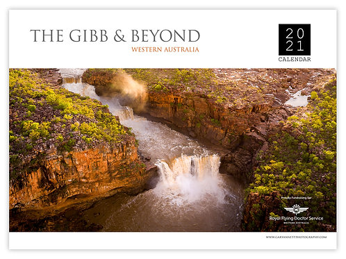 The Gibb & Beyond   |   Wall Calendar 2021