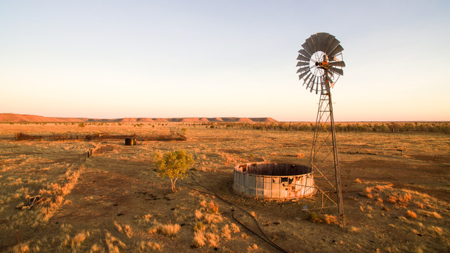 Central Kimberley Windmill
