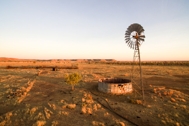 The-Kimberley-Outback-Windmill-Drone-Pho