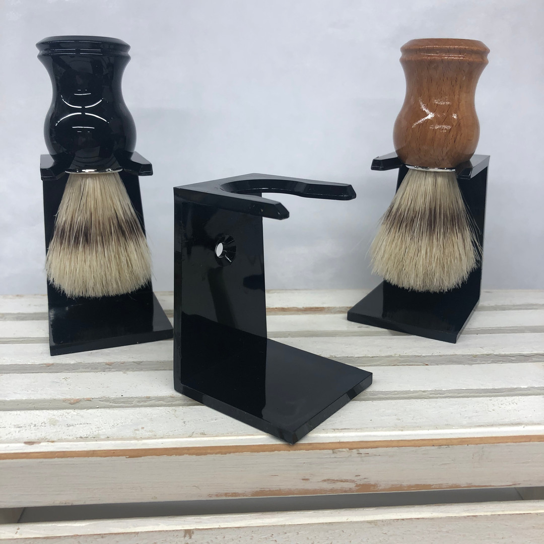 Shave Brushes & Holders