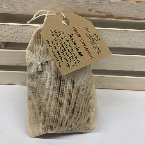 Apple Cinnamon Scented Sachet