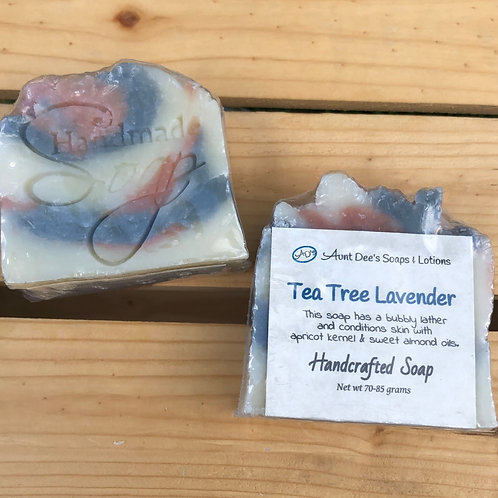 Tea Tree Lavender, guest size