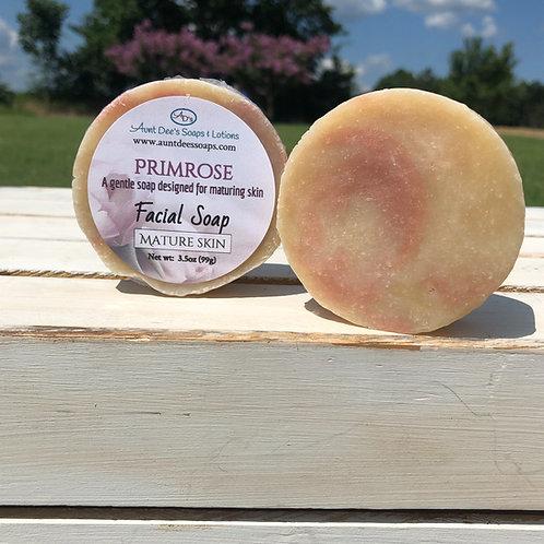 Primrose Facial Soap