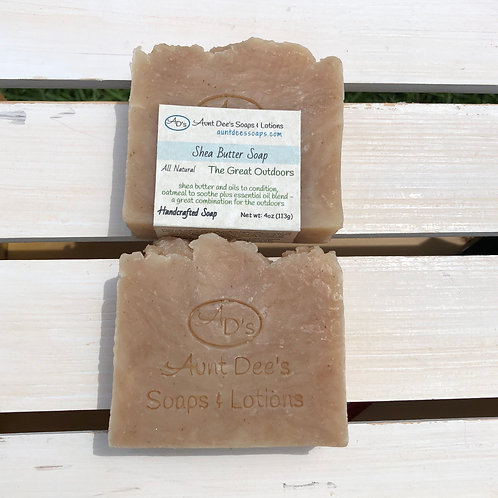The Great Outdoors Soap