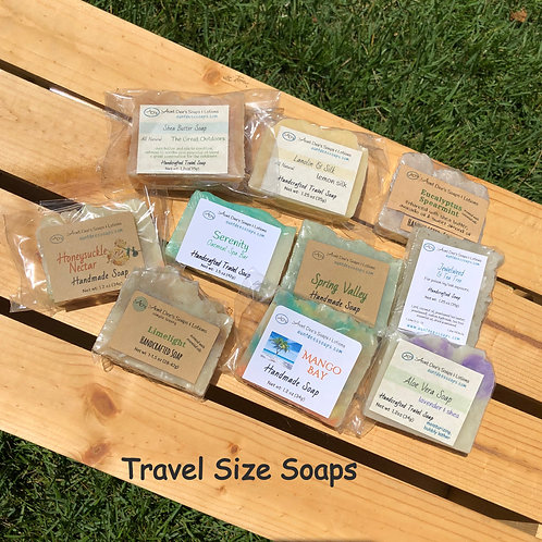 Travel Size Soap