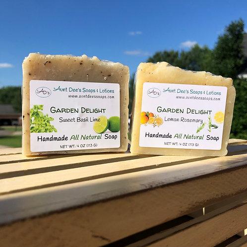 Garden Delight - Sweet Basil Lime