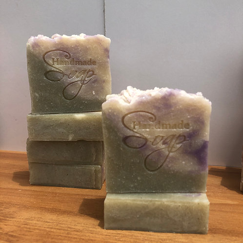 Tea Tree Lavender with French Green Clay
