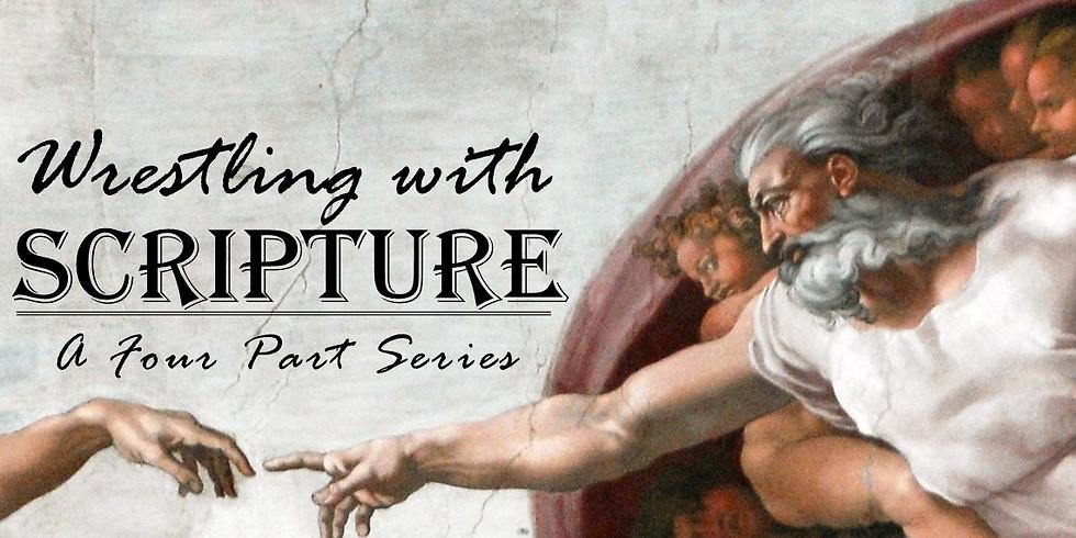 Wrestling with Scripture Part 2: Hyperbole