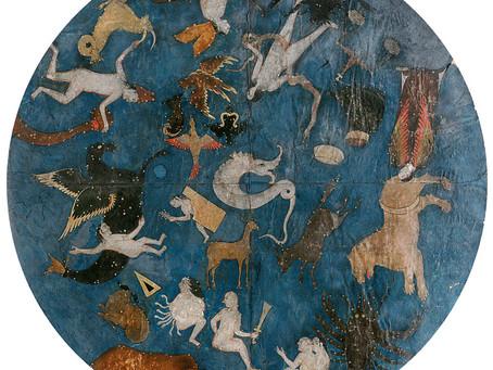 Iranische Himmelskarte