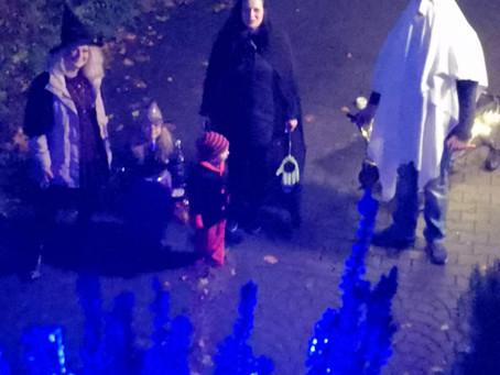 Geister und Hexen heute Abend in Zossen