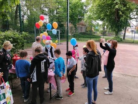 Freude für Kinder an der Förderschule Mahlow