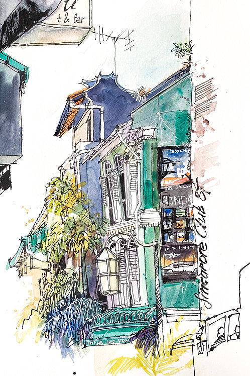 Singapore, Club Street