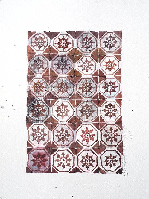 Singapore. Tiles
