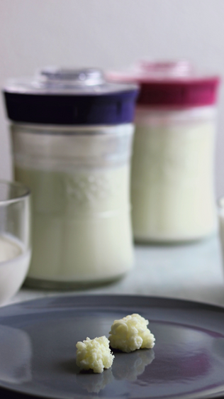 Kako napraviti domaći kefir - How to make homemade kefir