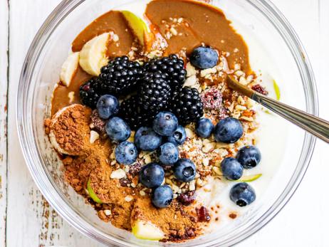 Hrskavi doručak - Crunchy breakfast