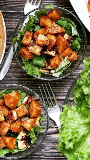 Pileća prsa u marinadi od domaćeg kefira - Homemade kefir marinated chicken breasts