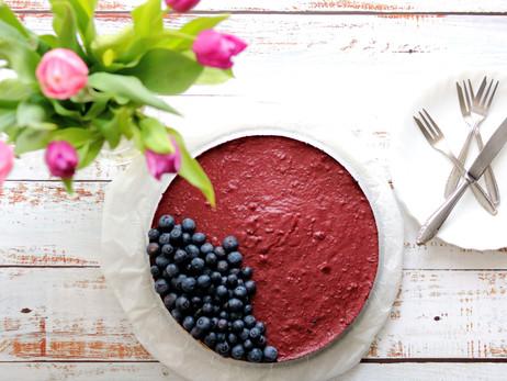 Sirova torta s domaćim kefirom - Raw cake with homemade kefir