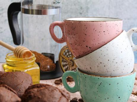 Muffini s domaćim kefirom i kavom - Coffee kefir muffins