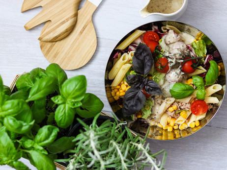 Tahini salad sauce