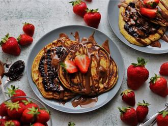 Proljetne palačinke - Spring pancakes
