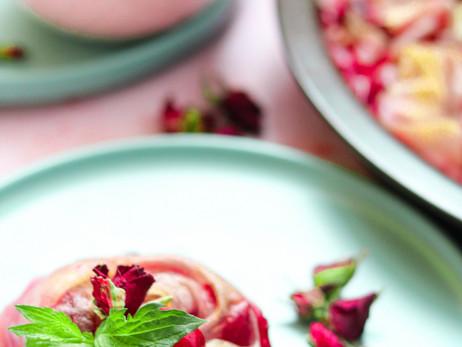 Štrudla s trešnjama u rižinom papiru - Rice paper cherry strudel