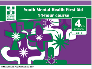 Delivering 4th Edition Youth Mental Health First Aid