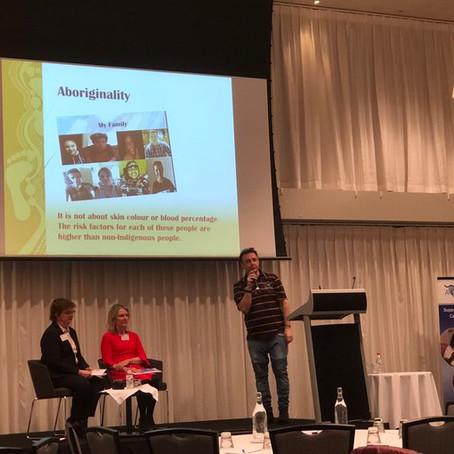 Presenting in Sydney NSW.