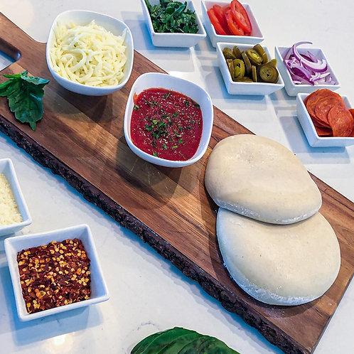 Gluten-Free Cauliflower Crust