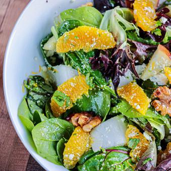 Citrus Gorgonzola Salad