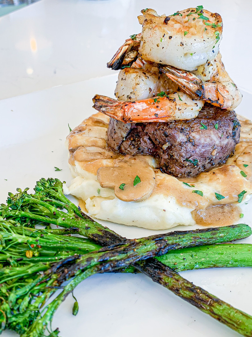 FATHER'S DAY SURF 'N TURF SPECIAL 2 | EMBER & GREENS