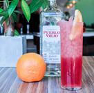 Ember & Greens Grapefruit Paloma Cocktail