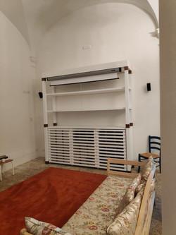 screen cabinet