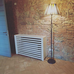 Radiator cases for the whole villa.__DES