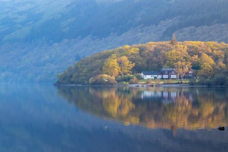 Lake Lomond, Scotland