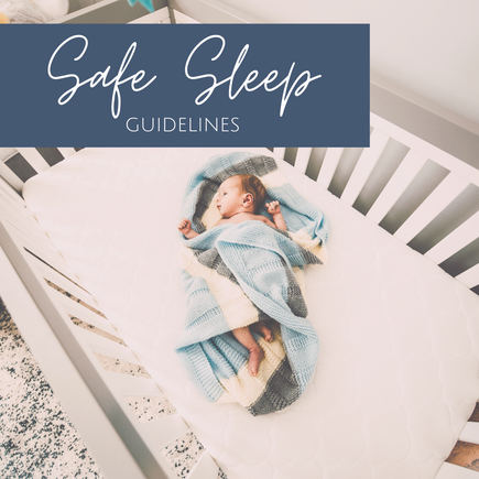 Safe sleep guidelines