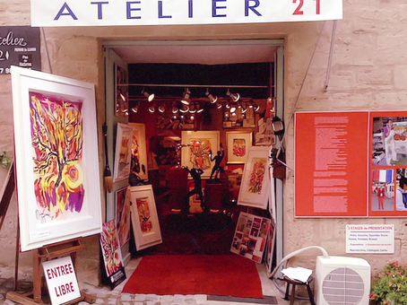 """Les """"Amis de l'Atelier 21"""""""