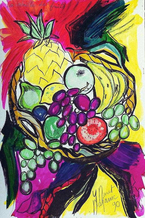 """La Corbeille de Fruits"""