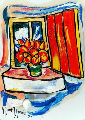 """""""Les Fleurs à la Fenêtre"""""""