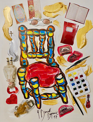 """""""Chaise d'Enfance"""""""